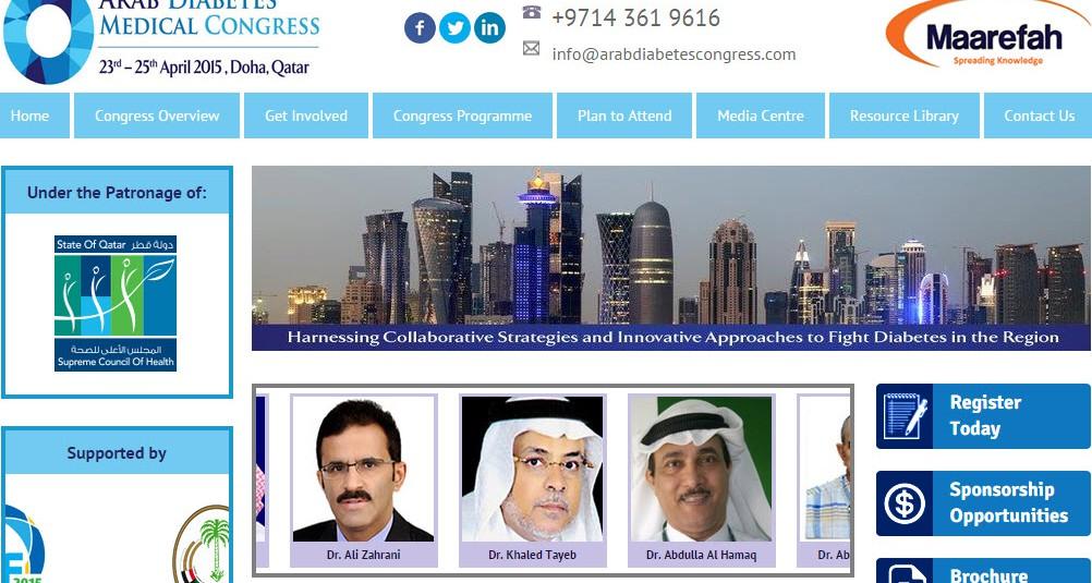 arab-diabetes-medical-congress