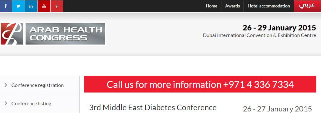arab-health-congress